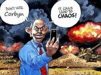 UK to apologise for Iraq war if Corbyn PM — and charge Blair with war crimes