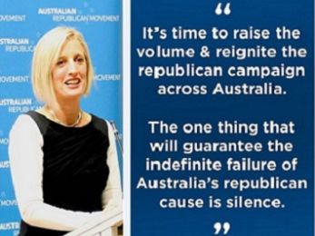 It's a great time to be an Australian republican