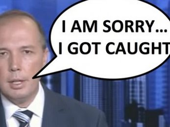 Boomgate boo boo: Dutton's lame apology misses the point