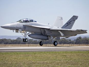 Sending F18s to Syrian battlezone a dumb idea