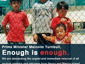 Will Turnbull be the first Australian PM to visit our offshore detention centres?