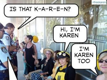 Radicalising Karen: The Right's ridiculous conflation of terrorism and environmentalism