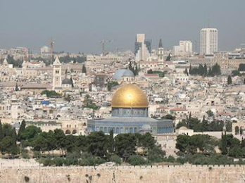 Who does Jerusalem belong to?