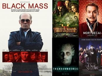 Screen Themes: Black Mass and the Strange Choices of Johnny Depp