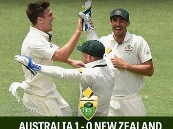 A day at the races as Australia thrashes the Kiwis