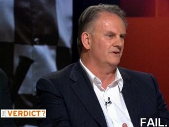 Mark Latham's clit baiting of Michelle Payne