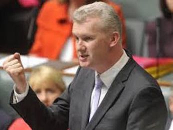Tony Burke's GST speech takes aim at Turnbull Government