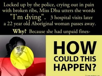 Inquest into death of Ms Dhu in police custody exposes institutional racism