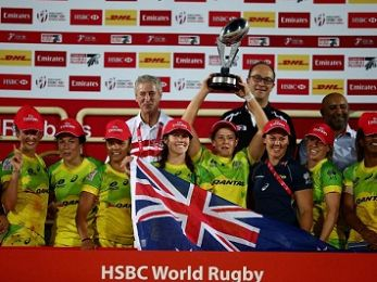 Dubai win for the Wallaroos