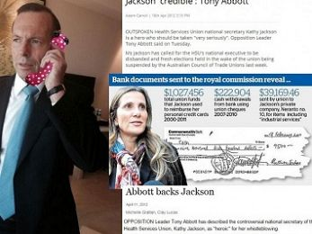 The Kathy Jackson enablers