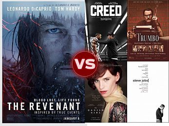 Screen Themes — The Revenant vs The Academy Awards