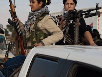 Will Syrian Kurds defeat ISIL , helping Democrats win White House in 2016?