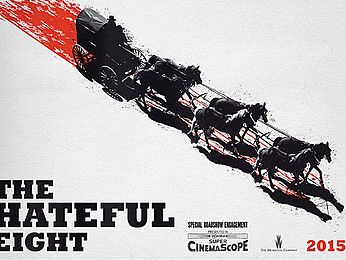 Screen Themes — The Hateful Eight and ranking Tarantino