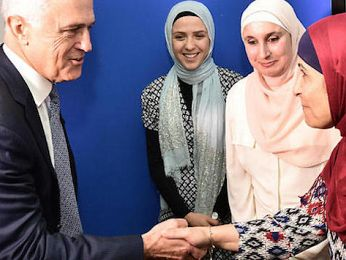 Turnbull restores hope for Australian Muslims
