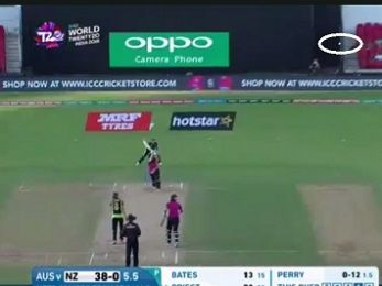 New Zealand batter Australia in India