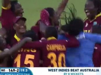 West Indies sweep T20 World Cups