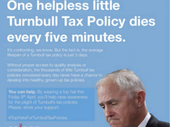 The week wishy-washy Turnbull wishes wasn't ...