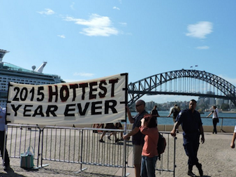 Australia's climate effort falling behind in 'critical decade'
