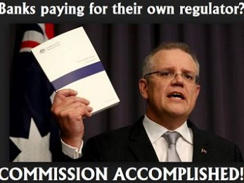 Labor's banking royal commission: One of the all time greatest wedgies