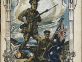 Manufacturing a legend: The 1916 Anzac Book