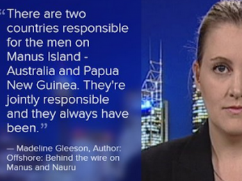Manus and Nauru: Time for the government to be creative
