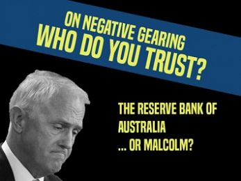 What the Reserve Bank memo really says about negative gearing
