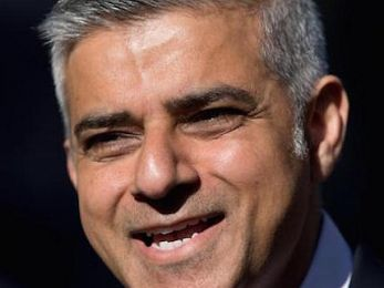 The minority mayor of London