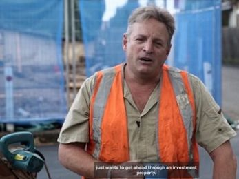 Behind the Liberal Party's #FakeTradie ad: Massif artistic excellence
