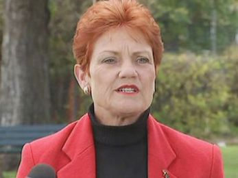 A weakened Coalition with Hanson's politics on the table