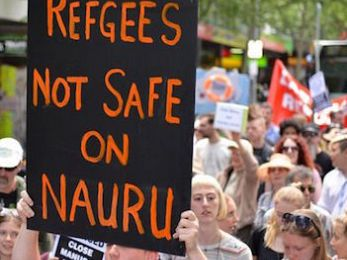 Safety of refugees in offshore detention is the Turnbull Government's responsibility
