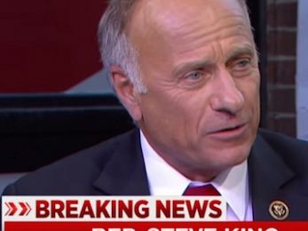 Republican Steve King's jawdropper: Whites contributed more to civilisation!