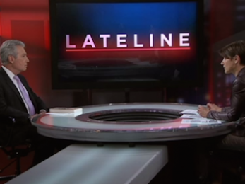 Lateline, Norington and a problem with the facts