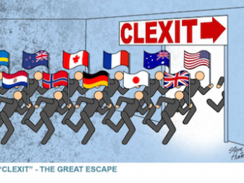 Clexit: The new heights of climate science denial