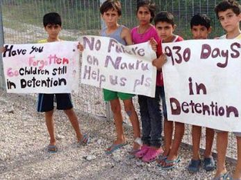 First Don Dale now #Nauruleak on rampant child abuse earns global censure