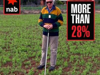 #NABandGrab outed for charging 28 per cent interest rate to blind, elderly farmer