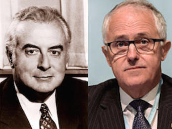 Turnbull v Whitlam: Who is/was Australia's worst PM?
