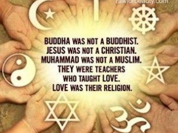 Islam and Buddhism are more alike than you think