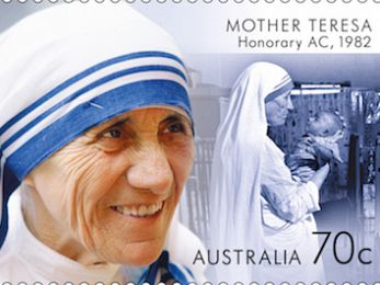 Mother Teresa's foetal attraction