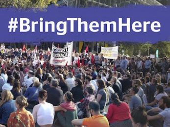 #BringThemHere — but then what?