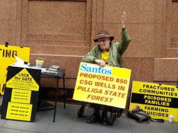 Despite Baird's continued denial, coal seam gas is finished in NSW