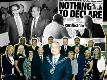 Leaked letter shows Mayor Tom Tate and planning chair misleading GC Council
