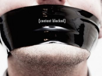 Silencing free speech and corporate abuse of copyright law