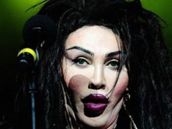 Pete Burns: Courting controversy (a tribute)