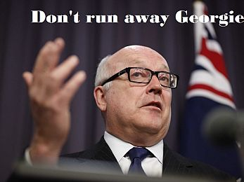 7 reasons why George Brandis should totally stay on as Attorney-General