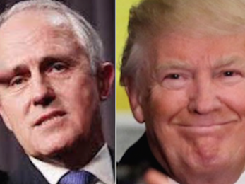 Mungo MacCallum: Turnbull, Trump and the sacrament of the U.S. alliance