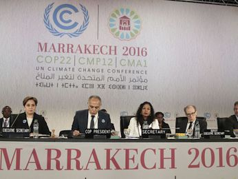 Marrakech and the moving feast of climate politics