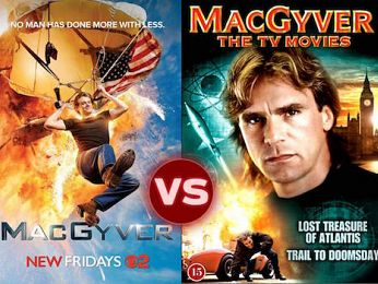 Screen Themes — MacGyver and the 2016 Remake Obsession