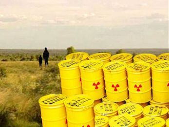 Exhuming South Australia's nuclear waste import dump