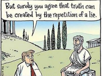 Has Trump been reading Plato?