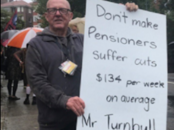 Pension cuts: The abuse of our elderly citizens